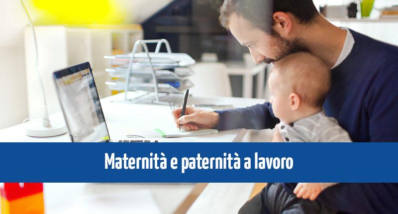 Maternità_paternità_lavoro