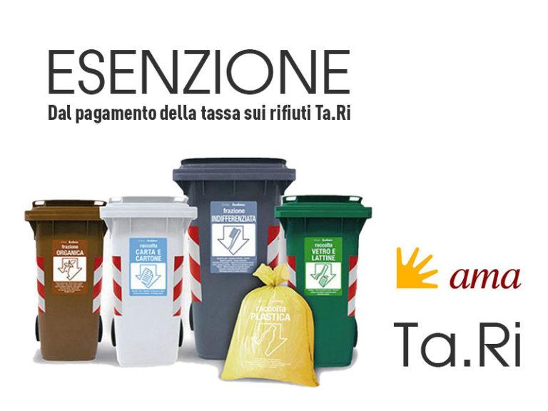 esenzione-tassa-rifiuti-ama-tari-roma-anno-corrente - CAF ...