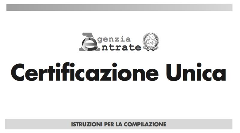 certificazione unica caf trastevere