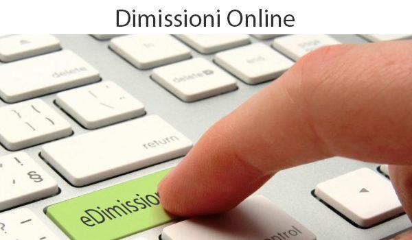 Dimissioni Online